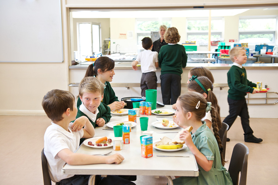 A recent survey suggests that 95% of parents of the children taking up infant free school meals are recognising the benefits.